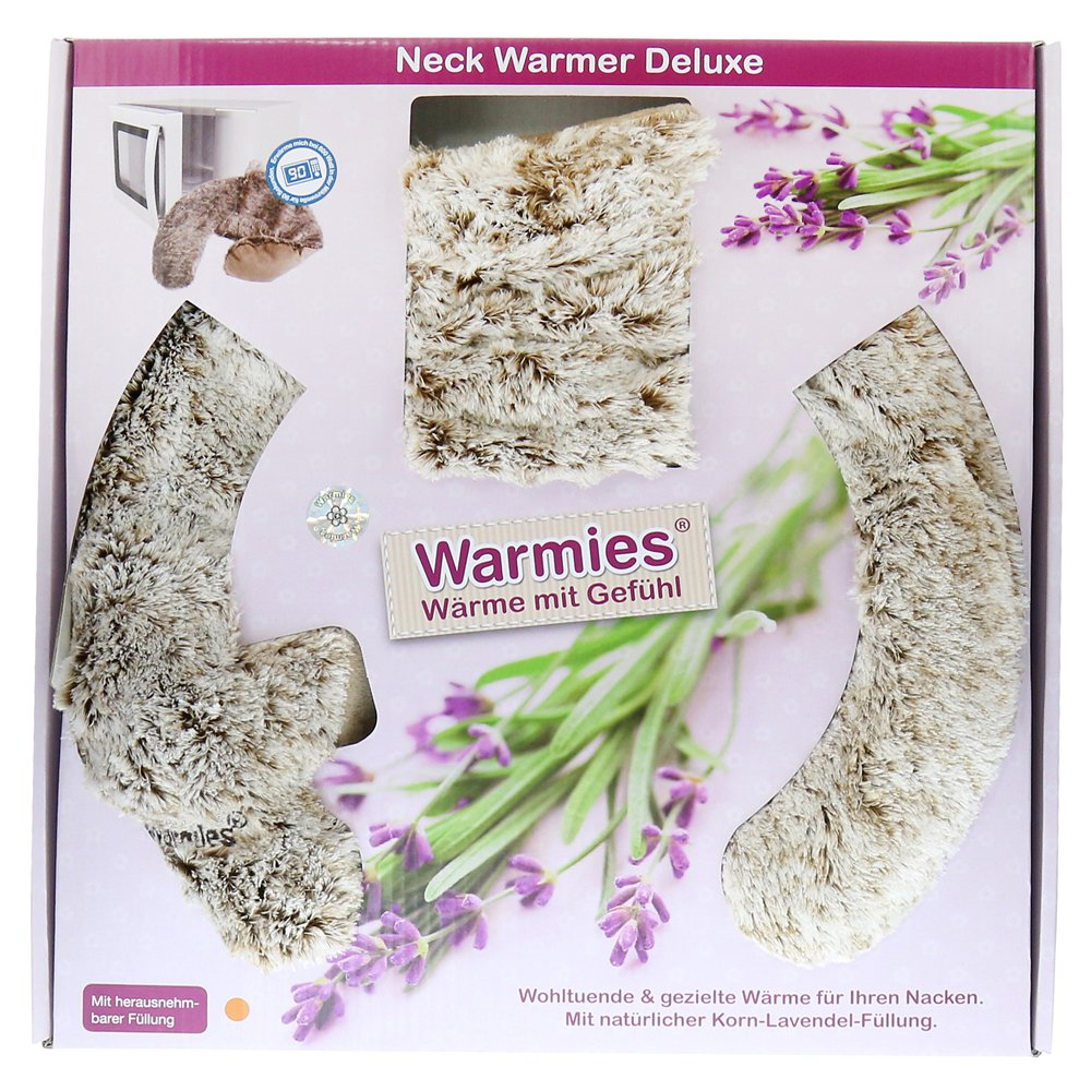 WARMIES Neck Warmer Deluxe II 1 Stück von Greenlife Value GmbH