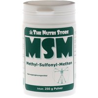 MSM 100% Rein Methyl Sulfonyl Methan Pulver von Hirundo Products