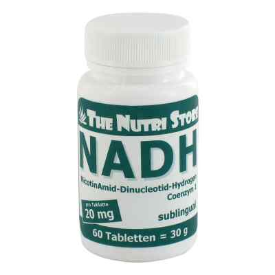 Nadh 20 mg stabil Tabletten von Hirundo Products