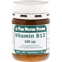 Vitamin B12 100µg Tabletten von Hirundo Products