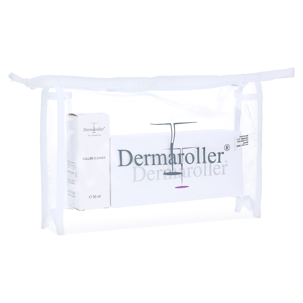 DERMAROLLER Homecare Set inkl.Roller Cleaner 1 Stück von IMP GmbH International Medical Products