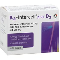 K2-Intercell® plus D3 von INTERCELL-Pharma GmbH