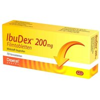 Ibudex 200 mg Filmtabletten von Ibudex