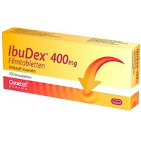 Ibudex 400 mg Filmtabletten von Ibudex