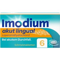 Imodium akut lingual von Johnson & Johnson GmbH (OTC)