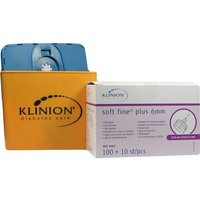 Klinion Soft fine plus Kanülen 6mm 31G 0,25mm von Klinion