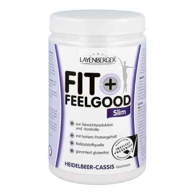 Layenberger Fit+Feelgood Slim Heidelbeer-Cassis von Layenberger Nutrition Group Gm