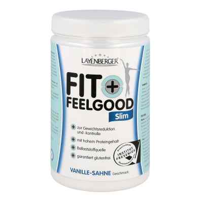 Layenberger Fit+Feelgood Slim Vanille-Sahne von Layenberger Nutrition Group Gm