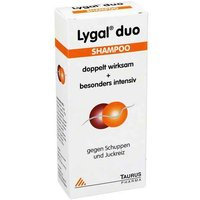 Lygal duo Shampoo von Lygal