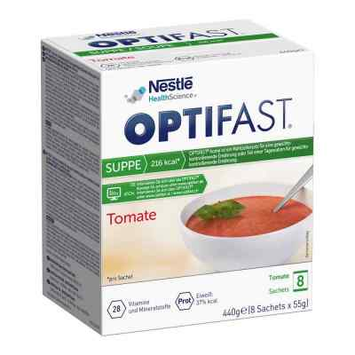 Optifast home Suppe Tomate Pulver von MUCOS Pharma GmbH & Co. KG