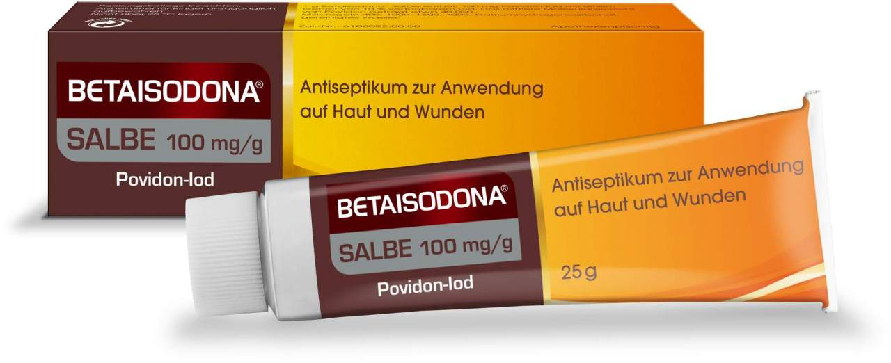 Betaisodona In Der Schwangerschaft