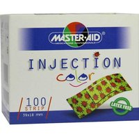 Injection Strip Color 18x39 mm Kinder Pf.Master Aid von Master-AID
