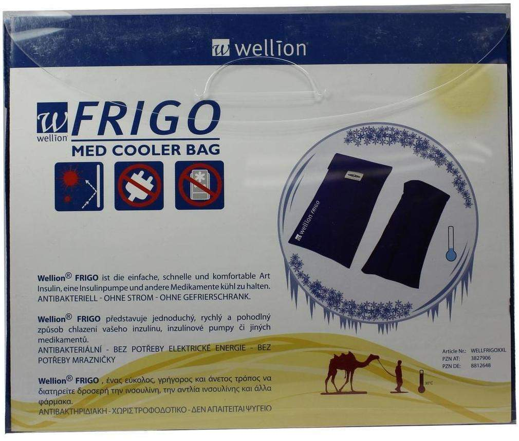 Wellion Frigo Xxl Med Cooler Bag von Med Trust GmbH