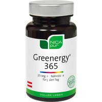 Nicapur Greenergy 365 Kapseln von NICApur Supplements GmbH &Co.KG
