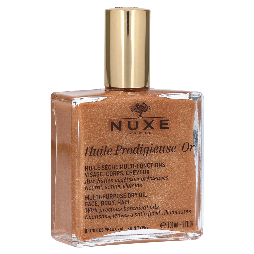 NUXE Huile Prodigieuse Or NF 100 Milliliter von NUXE GmbH