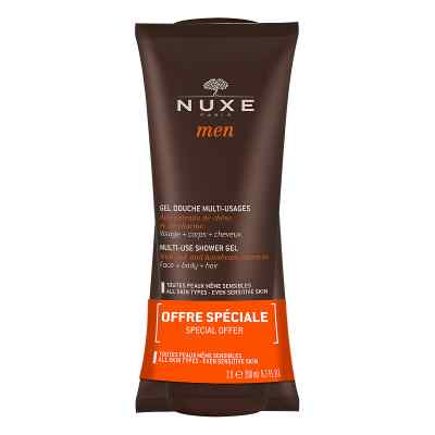 Nuxe Men Gel Douche Multi-usages Duo von NUXE GmbH