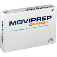 Moviprep® Orange Pulver von MOVIPREP®