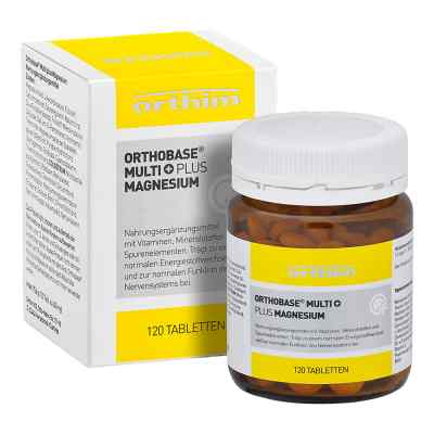 Orthobase Multi plus Magnesium Tabletten von Orthim GmbH & Co. KG