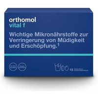 Orthomol Vital f Granulat/Tabletten/Kapsel Orange von Orthomol