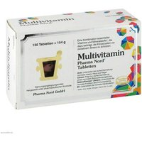 Multivitamin Pharma Nord Tabletten von Pharma Nord