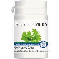 Petersilie + Vitamin B6 von Canea Pharma