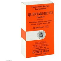 Quentakehl D 3 Suppositorien von Quentakehl