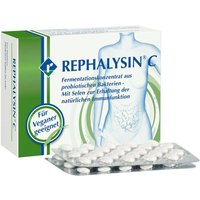 Rephalysin® C Tabletten von REPHALYSIN®
