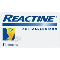 Reactine Filmtabletten von Reactine