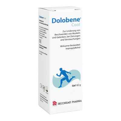 Dolobene Cool Gel on von Recordati Pharma GmbH