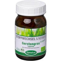 Gerstengras 400 mg Tabletten von Sanatur