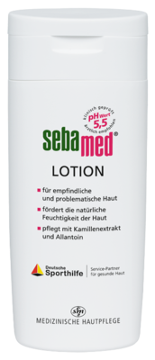 SEBAMED Lotion 200 ml von Sebapharma GmbH & Co.KG