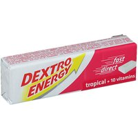 Dextro Energy Tropical + 10 Vitamine von DEXTRO ENERGY