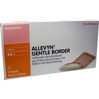 Allevyn Gentle Border 10x20 cm Schaumverb. von Smith &Nephew GmbH