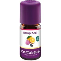 Duftkomposition Orange Soul von TAOASIS®