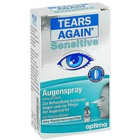 Tears Again Sensitive Augenspray von Tears Again