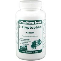 L-Tryptophan 400 mg Kapseln von The Nutri Store