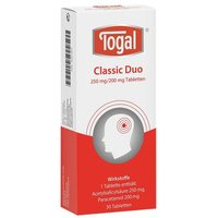 Togal Classic Duo Tabletten von Togal