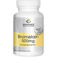Bromelain 500 mg Tabletten von Warnke
