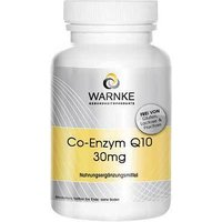 Q10 30 mg Tabletten von Warnke