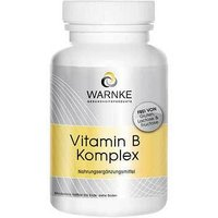 Vitamin B Komplex Tabletten von Warnke
