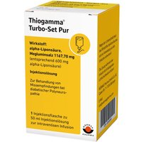 Thiogamma Turbo Set von WÖRWAG PHARMA