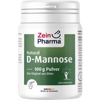Natural D-Mannose Pulver von Zein Pharma - Germany GmbH