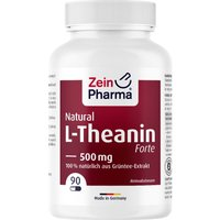ZeinPharma® L-Theanin Natural 500 mg Forte von ZeinPharma®