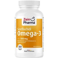 Omega 3 500 mg Caps von Zein Pharma