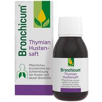 Bronchicum Thymian Hustensaft