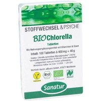 Chlorella Bio Tabletten