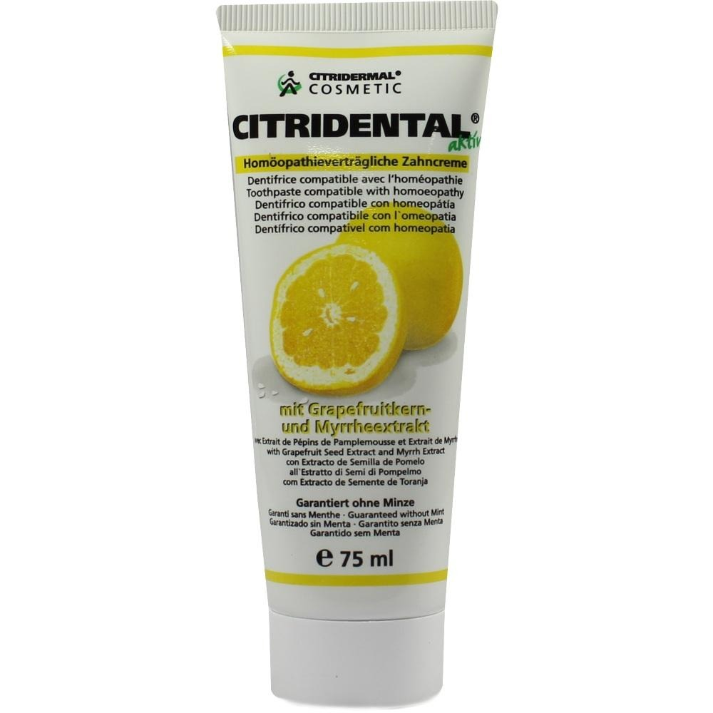 Citridental Zahncreme