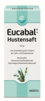 EUCABAL Hustensaft 250 ml