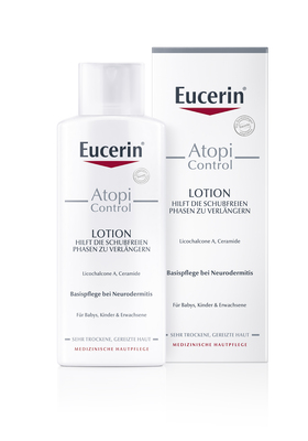 EUCERIN AtopiControl Lotion Promogre 250 ml