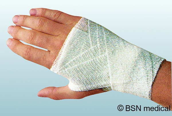 Elastomull 4 m x 12 cm von BSN medical GmbH